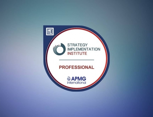 ANR #18: Strategy Implementation Professional certification in partnership with APMG