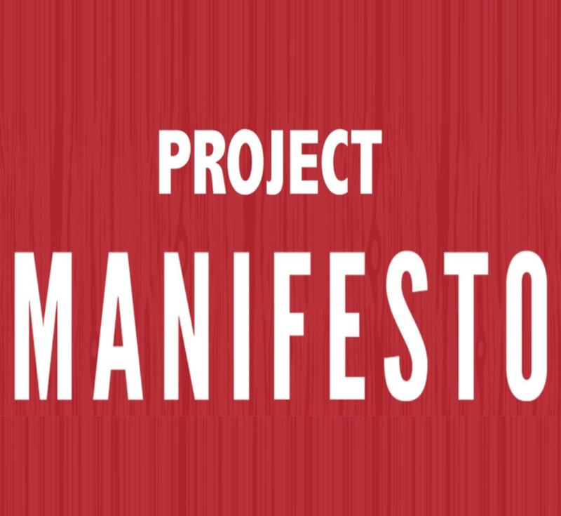 project manifesto